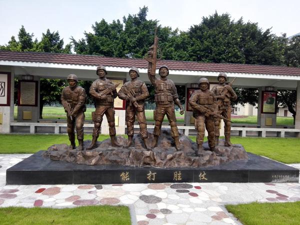 校园雕塑设计|企业雕塑设计|部队雕塑设计|广场雕塑