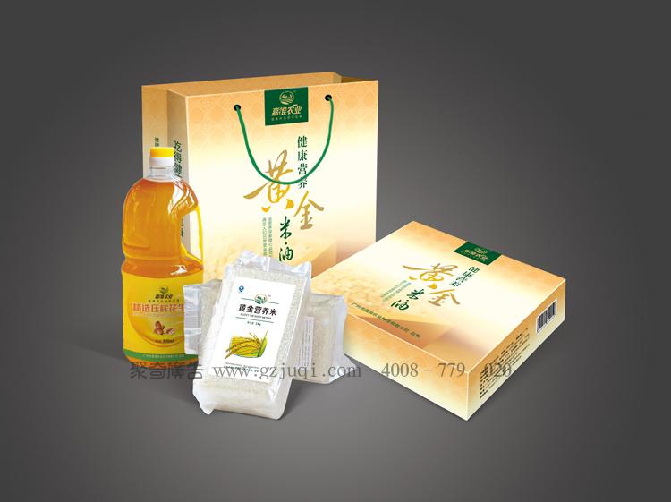嘉淮农业产品包装设计图片