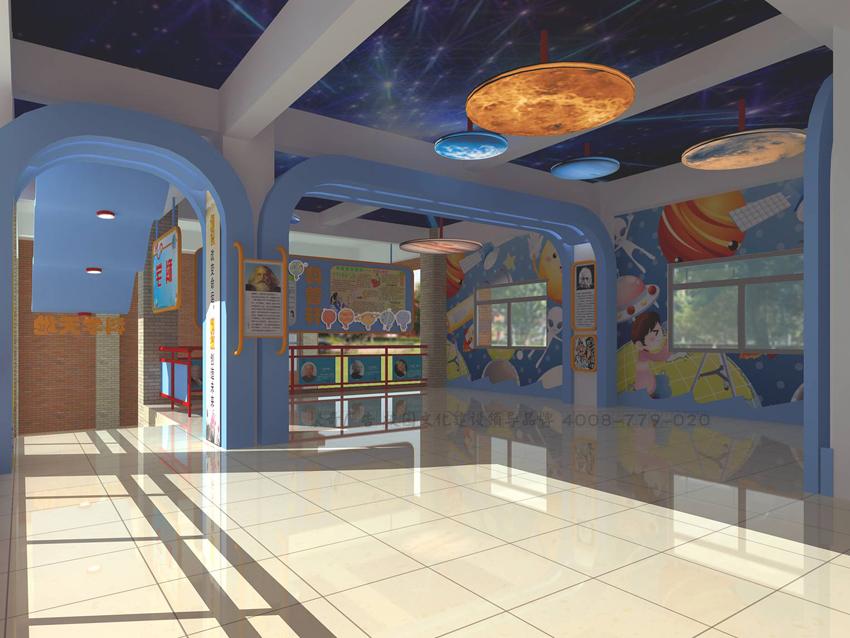 学校文化墙设计,学校走廊文化设计
