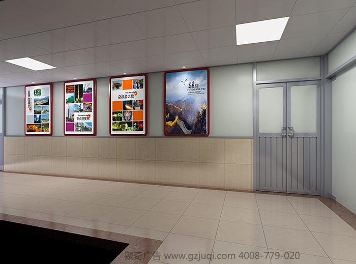 广州前台形象墙设计-广州企业形象墙设计公司