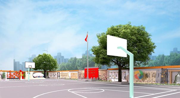 广州某消防中队廉政文化长廊建设