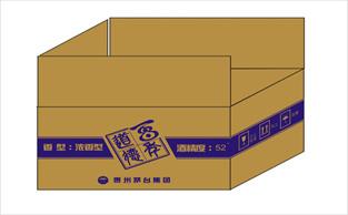 百年道德包装设计