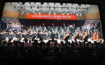 2015华师音乐会活动策划执行