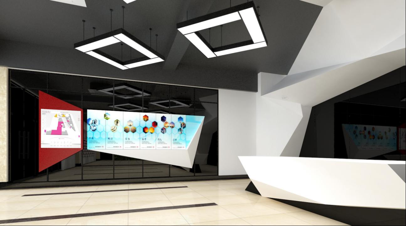 广东金融学院环境文化设计